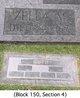 Zella Mary <I>Croswell</I> Ruth