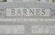 Melvin Lynn Barnes