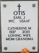 "Profile photo:  Catharine M ""Katie"" <I>Gochnour</I> Otis"