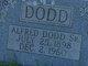 Profile photo:  Alfred Dodd, Sr
