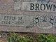 Effie Mae <I>Smith</I> Brown
