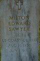 Milton Edward Sawyer