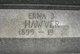 Profile photo:  Erna B. Hawver