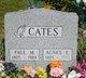 Profile photo:  Agnes E Cates