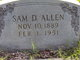 "Samuel Decar ""Sam"" Allen"