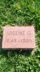 Profile photo:  Adeline <I>Gilcrest</I> Hollenback