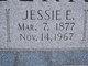 Profile photo:  Jessie E <I>Wilson</I> Bertz