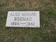 Alice Minard <I>Barbour</I> Bodman