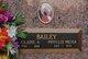 """Profile photo:  Cladie Allen """"Bill"""" Bailey, Jr"""