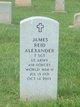 James Reid Alexander