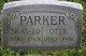Ottie Lee <I>Lanter</I> Parker