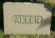 Profile photo:  Allen