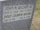 Janet C. <I>Colbath</I> Wilson