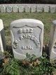 Pvt George R Anderson