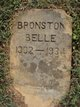 Profile photo:  Belle Bronston
