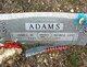 Noble Lee Adams