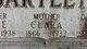 Clara Olive <I>White</I> Bartlett
