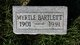 Myrtle Evelyn <I>Vititoe</I> Bartlett