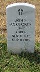 John Ackerson