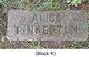 Alice Victoria <I>Tucker</I> Pinkerton