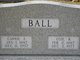 Carrie Ethel <I>Foltz</I> Ball
