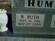 R. RUTH HUMBLE