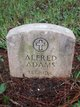 Profile photo:  Alfred Adams
