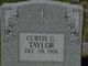 Curtis G. Taylor