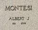 "Profile photo: Dr Albert Joseph ""Doc"" Montesi"