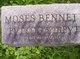 Moses B Bennett