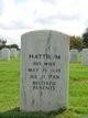 Hattie Mary <I>Pulliam</I> Bagby