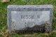 Profile photo:  Bessie Belle Kirby