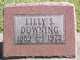 Lilly Susan <I>Phelps</I> Downing