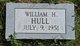 William H Hull