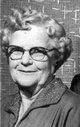 Lucy Mabel <I>Derossett</I> Robertson