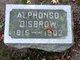 Profile photo:  Alphonso Disbrow