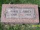 Arvil L Abbey