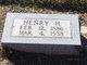 Henry Hooker Ricks