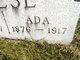 Profile photo:  Ada <I>Matthews</I> Weese