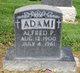 Profile photo:  Alfred Peter Adami