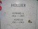 Profile photo:  Howard A Hollier
