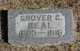 Grover C Beal