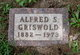 Profile photo:  Alfred S Griswold