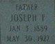 "Joseph Franklin ""Joe"" Archer"