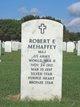 "Profile photo:  Robert Eskel ""Bob"" Mehaffey, Jr"