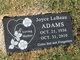 Profile photo:  Joyce Audrey <I>LeBeau</I> Adams