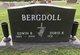 Edwin B Bergdoll