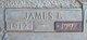 """James Edward """"Doots"""" Payne"""