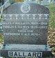 Miles P Ballard