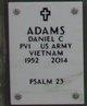 Daniel Crawford Adams